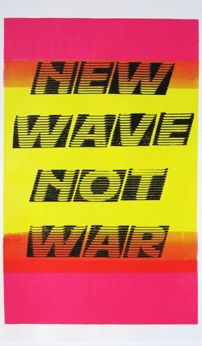 New Wave Not War