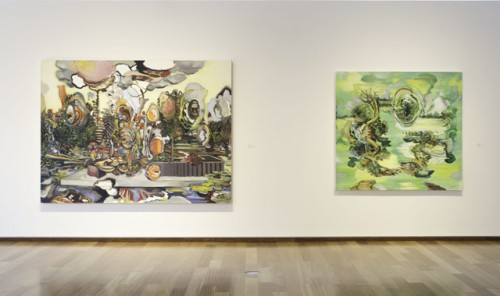 Farther Afield (installation view)