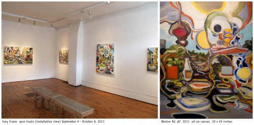 spce invdrs (installation view #1)