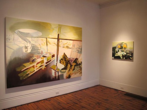 installation view #2