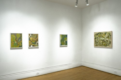 English Breakfast (installation view)