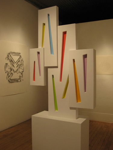 Horizon Lines 2009 (installation view)